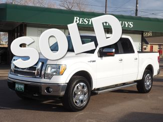 2010 Ford F-150 Lariat Englewood, CO