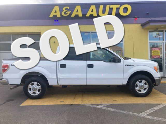 2010 Ford F-150 XLT in Englewood, CO 80110