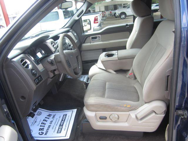 2010 Ford F-150 Ext Cab 4x4 XLT Houston, Mississippi 8