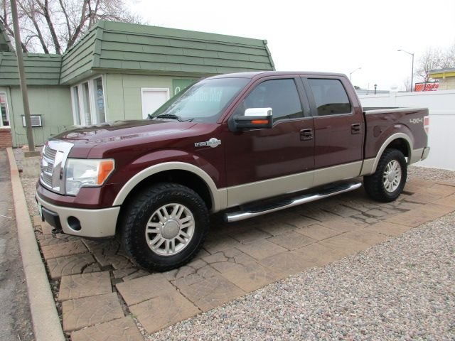 2010 Ford F-150 King Ranch SuperCrew