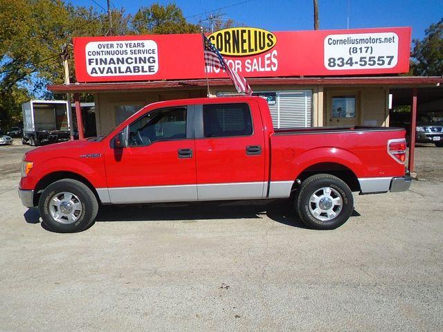 2010 Ford F-150 XLT   Fort Worth, TX   Cornelius Motor Sales in Fort Worth TX