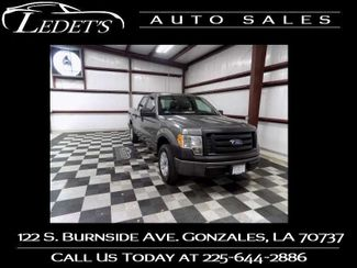 2010 Ford F-150 XL - Ledet's Auto Sales Gonzales_state_zip in Gonzales