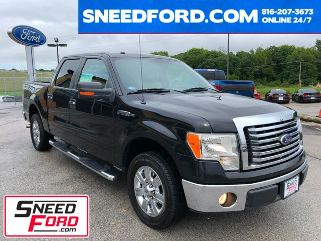 2010 Ford F-150 XLT 4.6L V8 in Gower Missouri, 64454