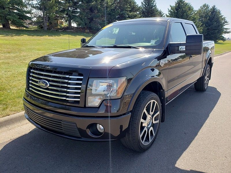 2010 Ford F150 4WD Supercrew Harley Davidson  city MT  Bleskin Motor Company   in Great Falls, MT