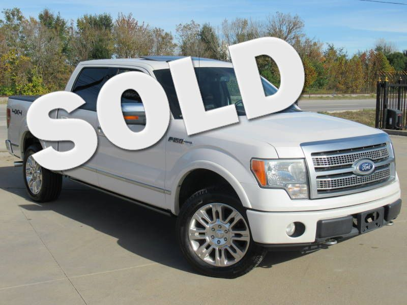 2010 Ford F-150 Platinum | Houston, TX | American Auto Centers in Houston TX