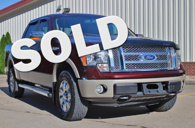 2010 Ford F-150 Lariat in Jackson, MO 63755
