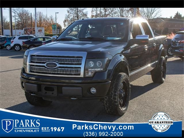 2010 Ford F-150 Platinum in Kernersville, NC 27284