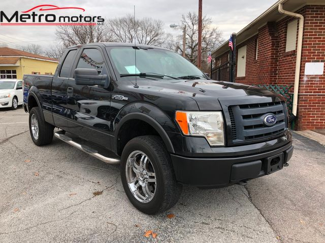 2010 Ford F-150 STX in Knoxville, Tennessee 37917