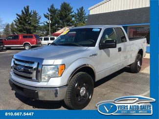 2010 Ford F-150 XL 4WD in Lapeer, MI 48446