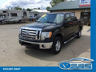2010 Ford F-150 XLT 4WD in Lapeer, MI 48446