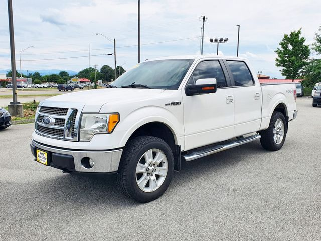 "2010 Ford F-150 Lariat PLUS PKG SuperCrew 4X4 Leather/20"" Wheels in Louisville, TN 37777"