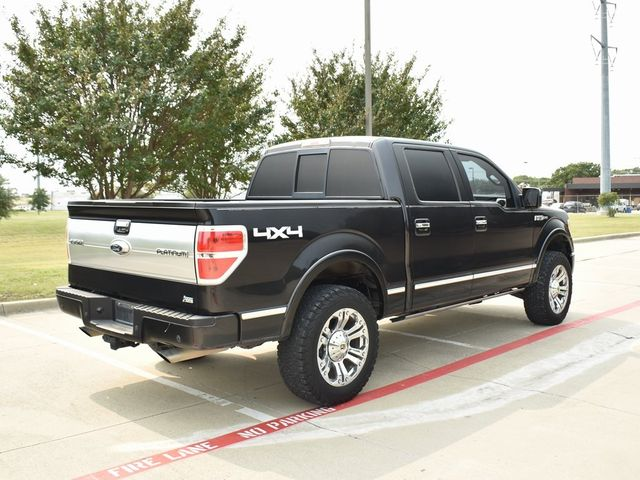 2010 Ford F-150 Platinum in McKinney, Texas 75070