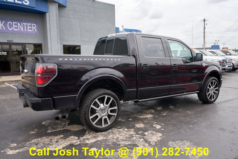 2010 Ford F 150 Harley Davidson In Memphis Tennessee
