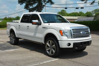 2010 Ford F-150 Platinum in Memphis Tennessee, 38128