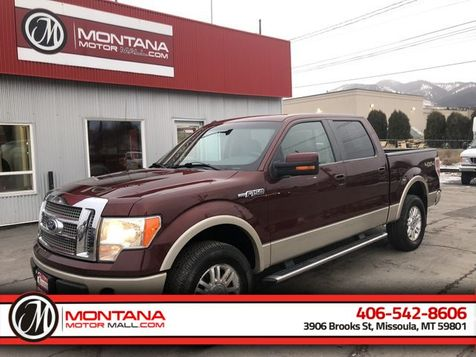 2010 Ford F-150 Lariat in