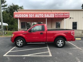 2010 Ford F-150 in Myrtle Beach South Carolina