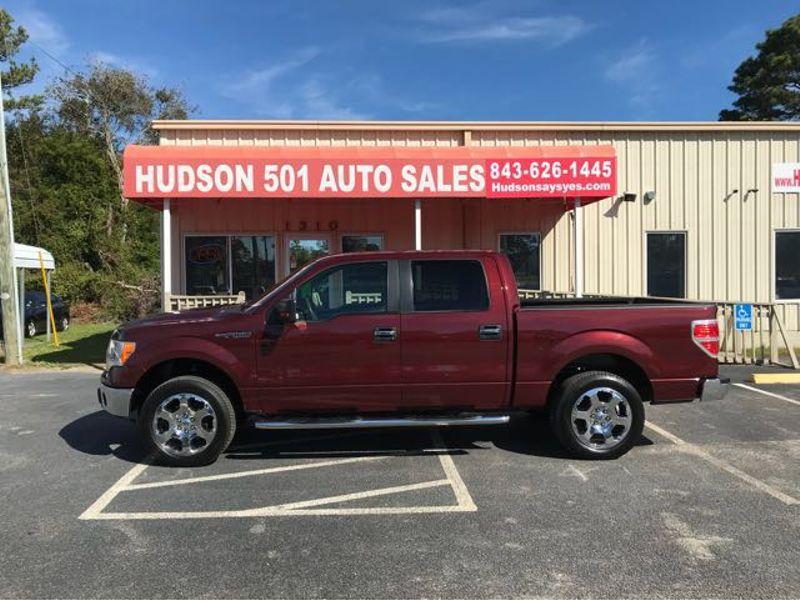 2010 Ford F-150 XLT | Myrtle Beach, South Carolina | Hudson Auto Sales in Myrtle Beach South Carolina