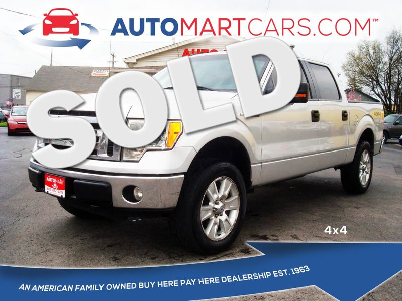 2010 Ford F-150 XLT   Nashville, Tennessee   Auto Mart Used Cars Inc. in Nashville Tennessee