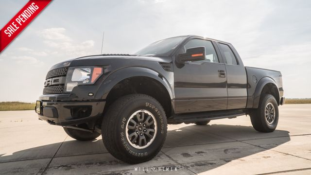 2010 Ford SVT Raptor WARRANTY INCLUDED