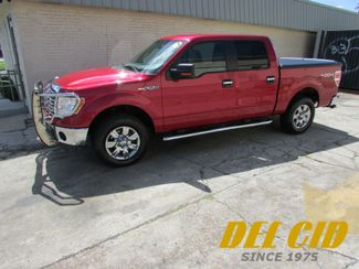 2010 Ford F-150 XLT 4x4, Super Crew! 1-Owner! Clean CarFax! in New Orleans Louisiana, 70119