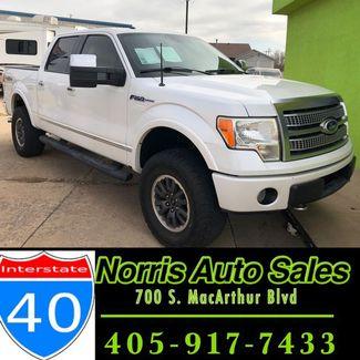 2010 Ford F-150 Platinum   Oklahoma City, OK   Norris Auto Sales (I-40) in Oklahoma City OK