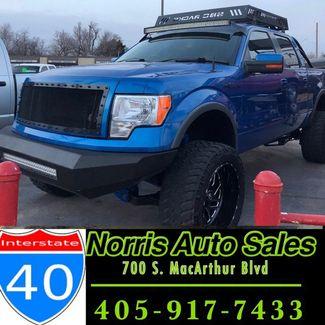 2010 Ford F-150 FX4   Oklahoma City, OK   Norris Auto Sales (I-40) in Oklahoma City OK
