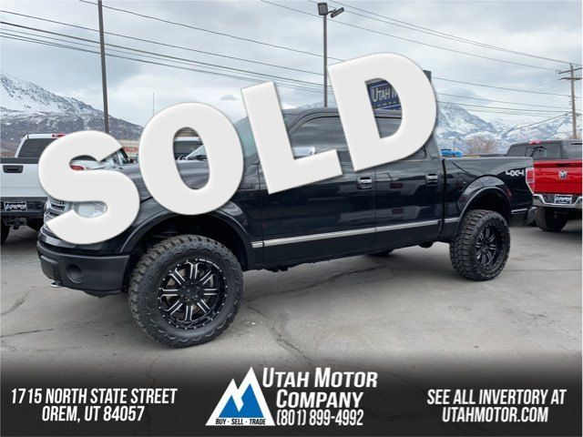 2010 Ford F-150 Platinum | Orem, Utah | Utah Motor Company in  Utah