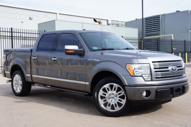 2010 Ford F-150 Platinum * 1-OWNER * Sunroof * NAVI * Pwr Boards *