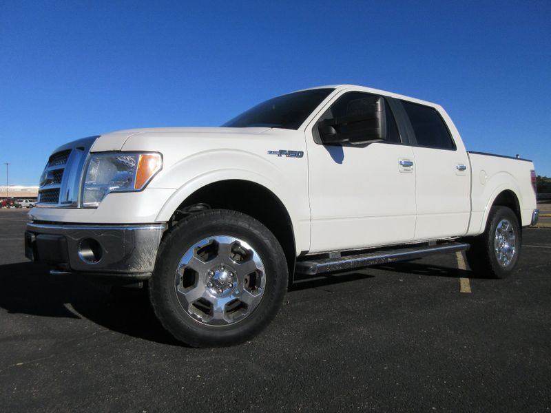 2010 Ford F-150 Supercrew Lariat 4X4  Fultons Used Cars Inc  in , Colorado