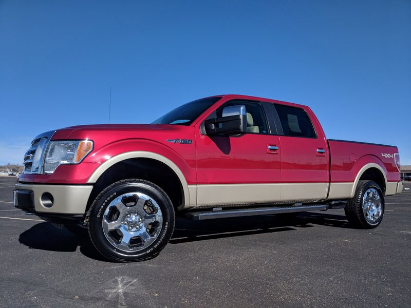 2010 Ford F-150 Lariat  Fultons Used Cars Inc  in , Colorado