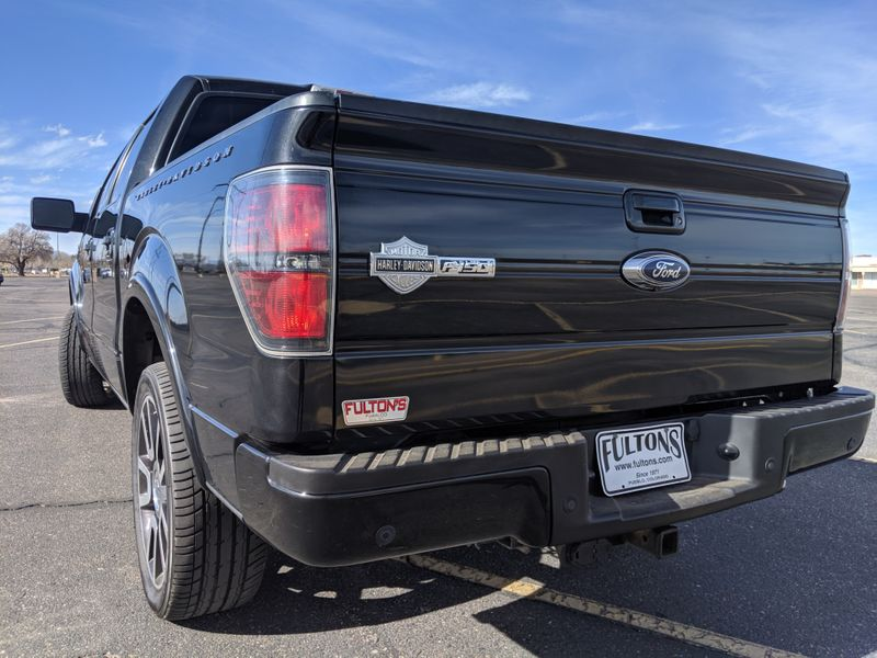 2010 Ford F-150 4X4 Supercrew Harley-Davidson  Fultons Used Cars Inc  in , Colorado