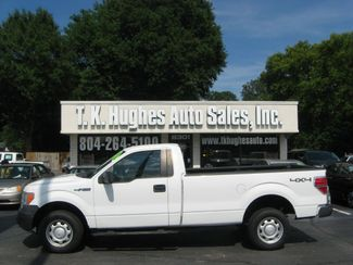 2010 Ford F-150 XL 4X4 in Richmond, VA, VA 23227