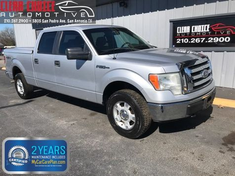 2010 Ford F-150 XLT in San Antonio, TX