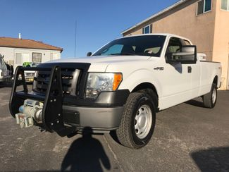 2010 Ford F-150 XL 4X4 w/HD Payload Pkg Long Bed in San Diego, CA 92110