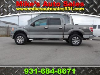 2010 Ford F-150 XLT Shelbyville, TN