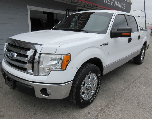 2010 Ford F-150 XLT south houston, TX 1