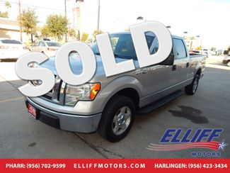 2010 Ford F-150 XLT Super Crew in Harlingen, TX 78550