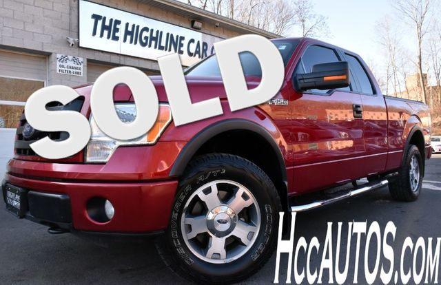 2010 Ford F-150 FX4 Waterbury, Connecticut