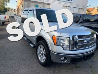 2010 Ford F-150 Lariat  city MA  Baron Auto Sales  in West Springfield, MA