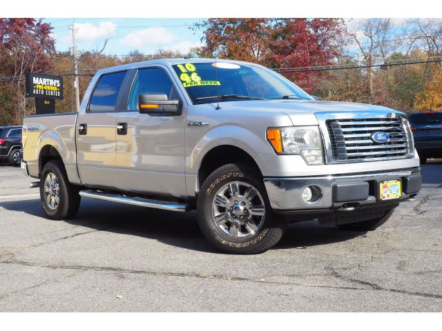 2010 Ford F-150 in Whitman Massachusetts