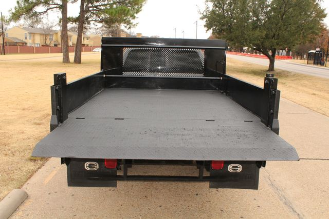 2010 Ford F-450 Crew Cab Flatbed Stake Bed Contractor Work Truck W/ Lift Irving, Texas 17