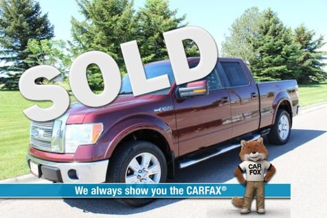 2010 Ford F150 4WD Supercrew Lariat 5 1/2 in Great Falls, MT
