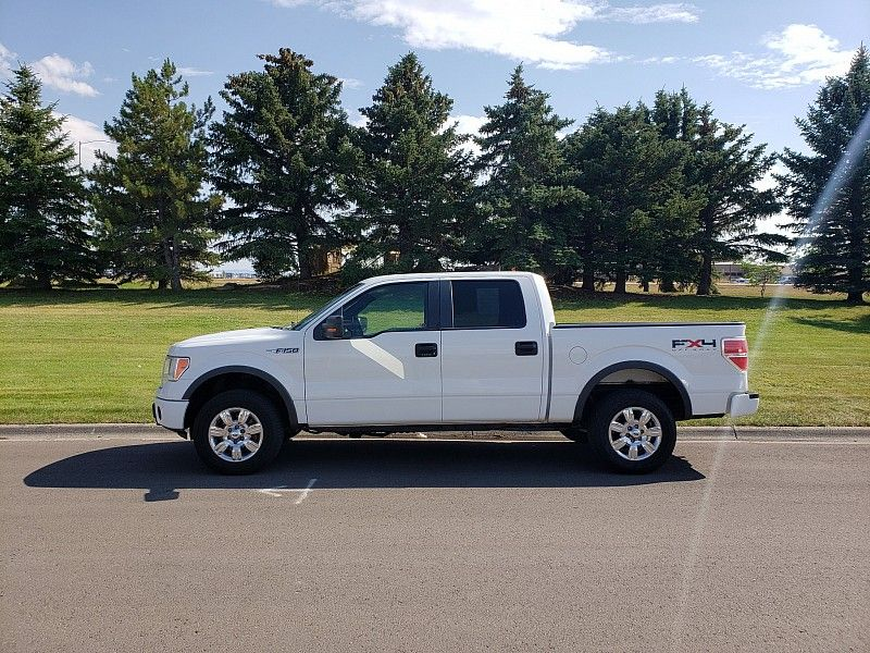 2010 Ford F150 4WD Supercrew FX4 5 12  city MT  Bleskin Motor Company   in Great Falls, MT