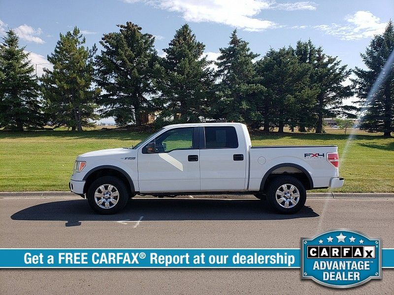 2010 Ford F150 4WD Supercrew XLT 5 12  city MT  Bleskin Motor Company   in Great Falls, MT