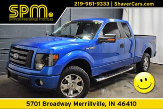 2010 Ford F150 4WD Supercab STX in Merrillville, IN 46410