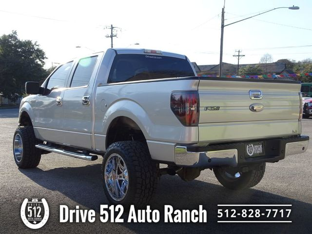 2010 Ford F150 SUPERCREW in Austin, TX 78745