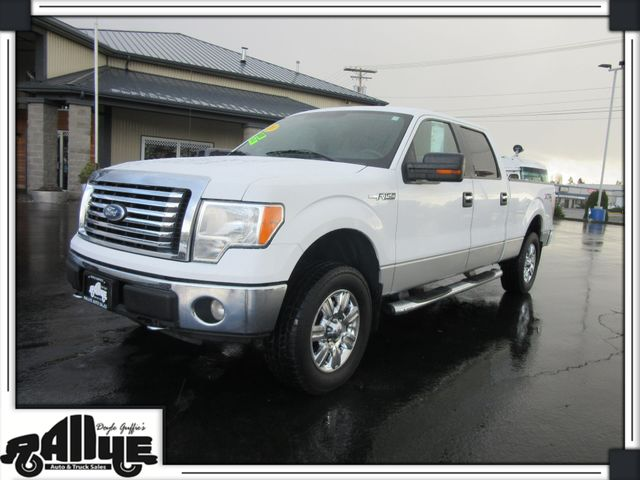 2010 Ford F150 XLT C/Cab 4WD 5.4L V8 in Burlington, WA 98233