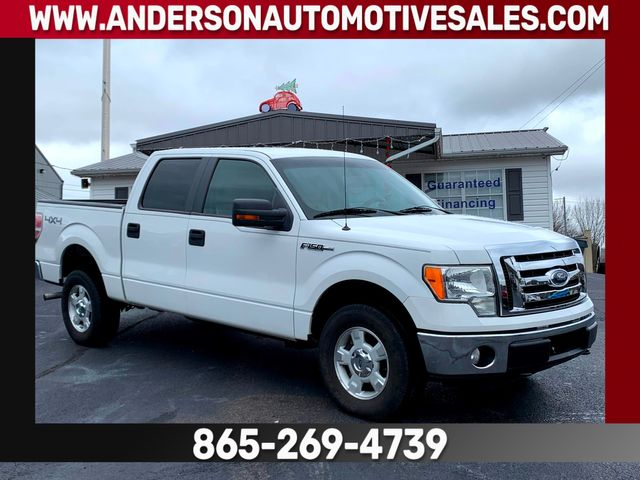 2010 Ford F150 SUPERCREW XLT in Clinton, TN 37716