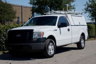 2010 Ford F150 XL Work Truck Topper with tool Storage Roof Rack in Dallas, Texas 75220