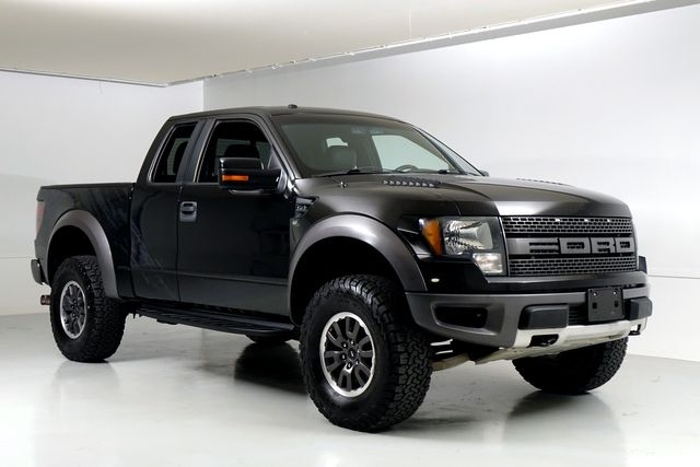 2010 Ford F150 SVT Raptor 6.2 Litre One Owner Texas Service Carfa
